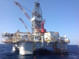 atwood condor modu mobile offshore drilling unit offshore