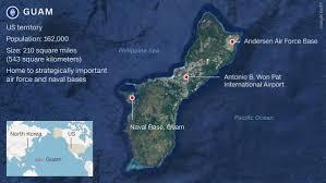 Map Of Guam Cnn On Twitter