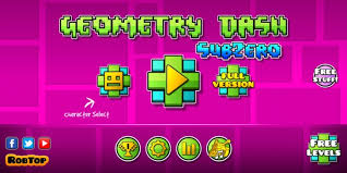 geometry dash full version new update geometry dash subzero is the latest stand alone expansion for