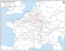 Normandy Invasion Map Western Front Maps Of World War Ii U2013 Inflab U2013 Medium