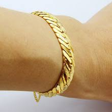 aliexpress buy new arrival fashion 24k gp gold buy 24k gold bracelet prices and get free shipping on aliexpress