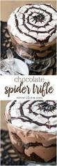Dirt Cake Recipe Halloween by Chocolate Spider Trifle Lil U0027 Luna