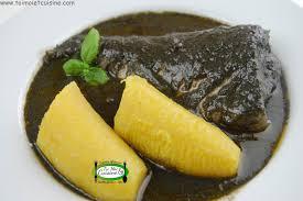 recette de cuisine camerounaise gratuit mbongo tchobi sauce ébène tchop afrik a cuisine