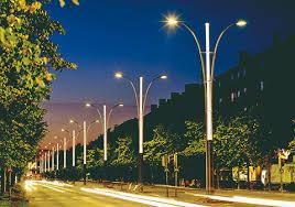 decorative street light poles valmont street roadway light poles south africa esaja com for