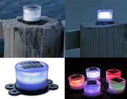 solar dock lights solar dock lights solar dock lighting solar marine lights