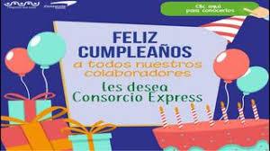 imagenes de feliz cumpleaños rafael feliz cumpleaños by consorcio express issuu
