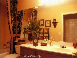 How To Decorate My Home by Decorating My Bathroom A Stroll Thru Life Bathroom Redo Cheap
