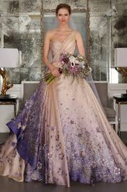 coloured wedding dresses colour me happy wedding journal