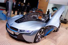 Bmw I8 Convertible - bmw i8 and i3 the saviour of electric cars auto express