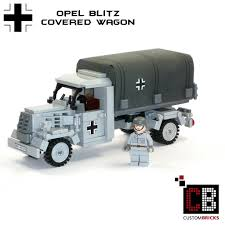 lego jeep custombricks de lego ww2 wwii wehrmacht willys jeep mit m416