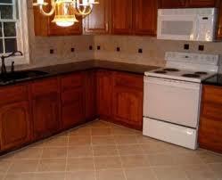 elegant and peaceful kitchen floor tiles design kitchen floor