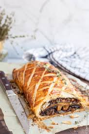 Vegan Main Course Dishes Mushroom Wellington Recipe The Perfect Vegan Christmas Main Course