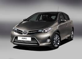 toyota auris 5 doors specs 2013 2014 2015 autoevolution