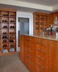 how to create storage with custom built in cabinets