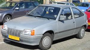 opel kadett wagon opel kadett 2601445