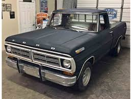 Ford F 100 1976 1972 To 1974 Ford F100 For Sale On Classiccars Com 15 Available