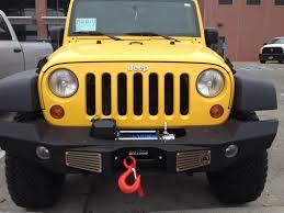 jeep stinger bumper purpose smittybilt wrangler xrc atlas front bumper 76892 07 17 wrangler