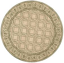 Floral Round Rugs Rug Wil330a Wilton Area Rugs By Safavieh