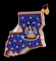 cities and states ornaments by christopher radko blue grass