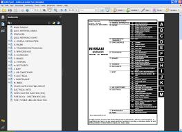 nissan murano fuse box nissan murano z50 z51 2003 2009 repair manual