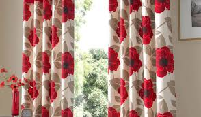 Red White Blue Bedroom Valances Unusual Impression Ecosophy Double Wide Sheer Curtains Mesmerize