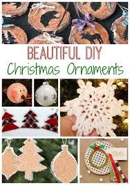 20 beautiful diy ornaments