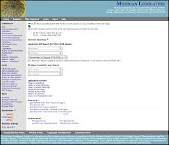 michigan law 101 u2013 how a bill becomes a law respectmyplanet org