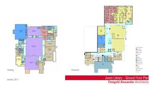 Floor Plan Application Jones Library Building Project Jones U0026 Branches Public