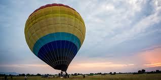 gorilla balloon 5 day gorilla and hot air balloon safari in elizabeth np