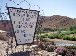 chambre d hote chez l habitant maison d hôtes restaurant chez l habitant amazigh chambres d