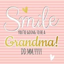 to be card new grandparents grandparents to be cards funky pigeon