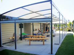 Pergola Shade Covers by New Zealand Day Care Gets A New Shade Canopy U2013 Fabric Architecture