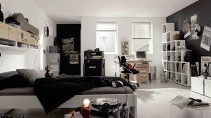 wohnideen de teenagerzimmer zimmer jungen schwarz weiß grau monochromatische farben