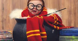 75 Best Baby Harry Potter by Baby U0027s Amazing Harry Potter Themed Photoshoot Now To Love