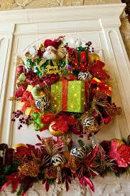 describe christmas decorations rainforest islands ferry