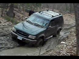 2000 ford explorer lift 2000 ford explorer sport in small mud