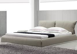home interior materials adorable bedroom uses modern platform bed from leather materials