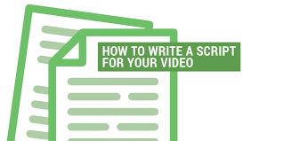how to write a great script for your video marketing campaign moovly