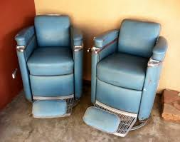 Walt S Auto Upholstery Memphis Tn Koken President Barber Chairs I Am Selling My Vintage Circa 1960