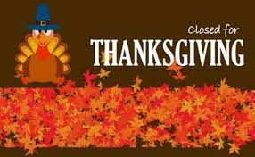 thanksgiving closure all day november 24 25 brazos