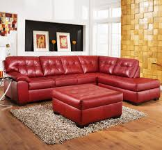 Red Sofa In Living Room by Furniture Red Sectional Couch Living Room Astonishing Rooms To