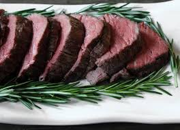 Balsamic Roast Beef In Oven Slow Roasted Beef Tenderloin With Rosemary Domesticate Me