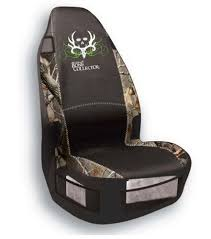 bone collector home decor browse seat covers products in auto truck at camoshop com