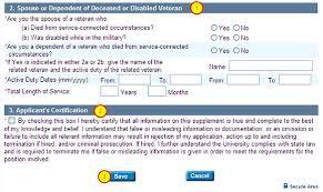 applicant quick apply process