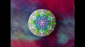elspeth mclean stop motion mandala stone painting youtube