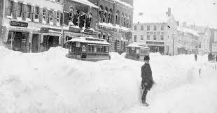 worst blizzard in history on this day in 1888 america experienced one of its worst blizzards