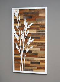 distressed wood artwork i like this idea for reclaimed stained painted wood we could