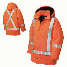 king high visibility insulated parka s8a6