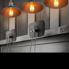 industrial semi flush mount lighting yobo lighting vintage industrial semi flushmount mini ceiling light