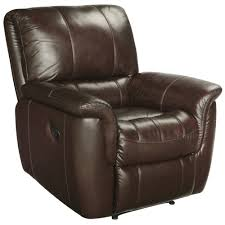 ethan chestnut brown leather reclining sofa and two recliner chairs free today com 15445242
